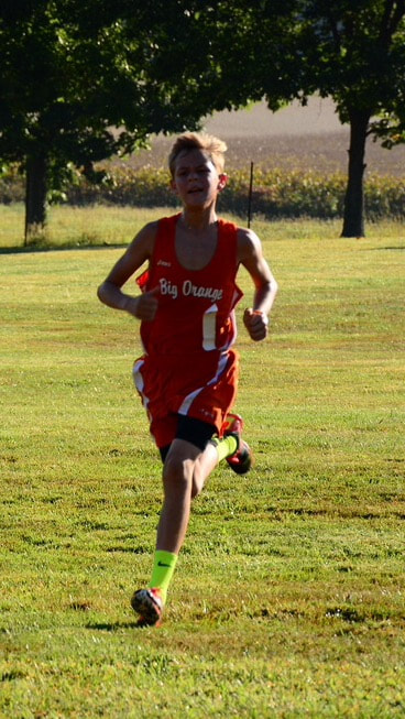 Dylan Lauck WL-S Cross Country