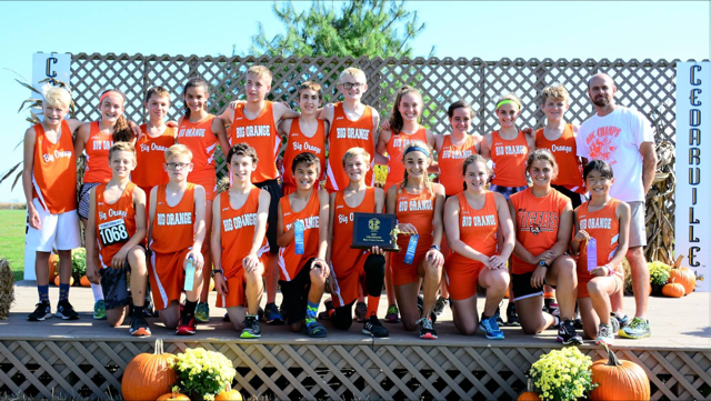 Cross Country OHC Champs